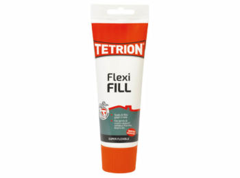 Tetrion Flexi-fill Ready Mixed is a versatile and flexible high quality caulking compound.