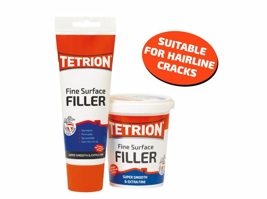 Tetrion Fine Surface Filler
