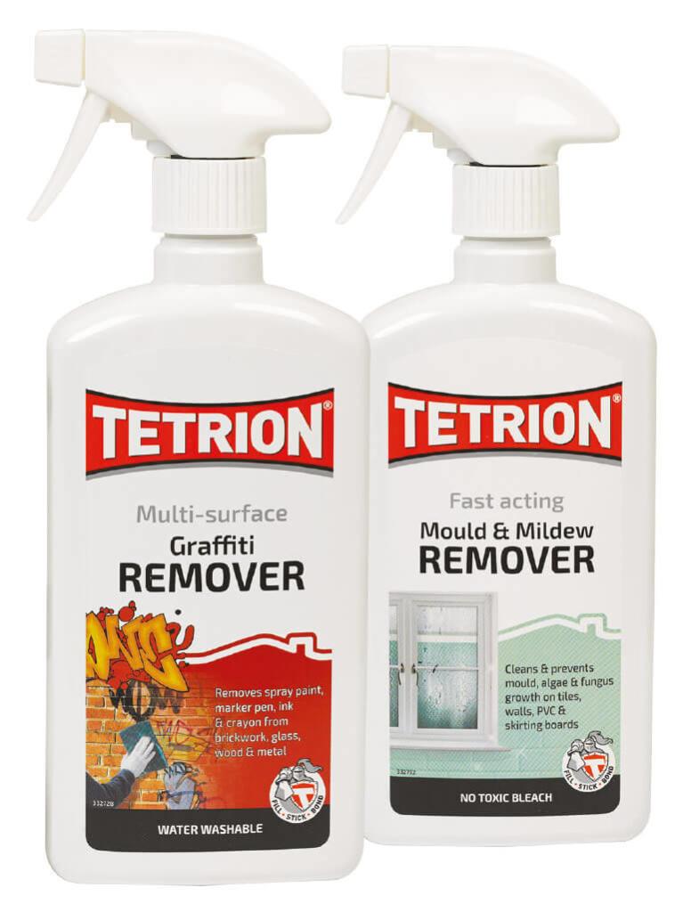 Tetrion Graffiti Remover Mould Remover