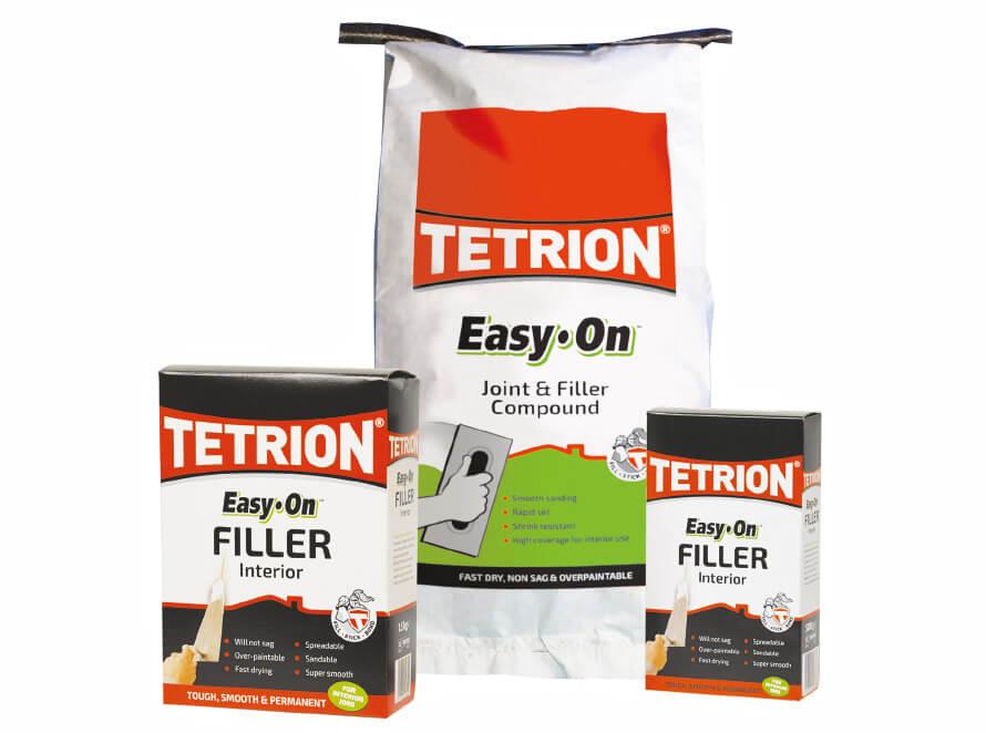 Tetrion Easy on Powder Filler