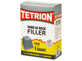 Tetrion Hard as Rock Powder Filler
