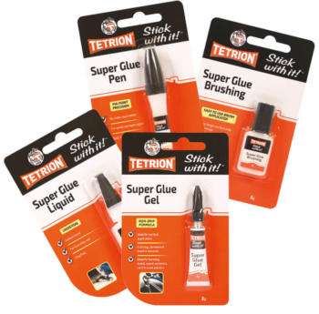 Tetrion Super Glue