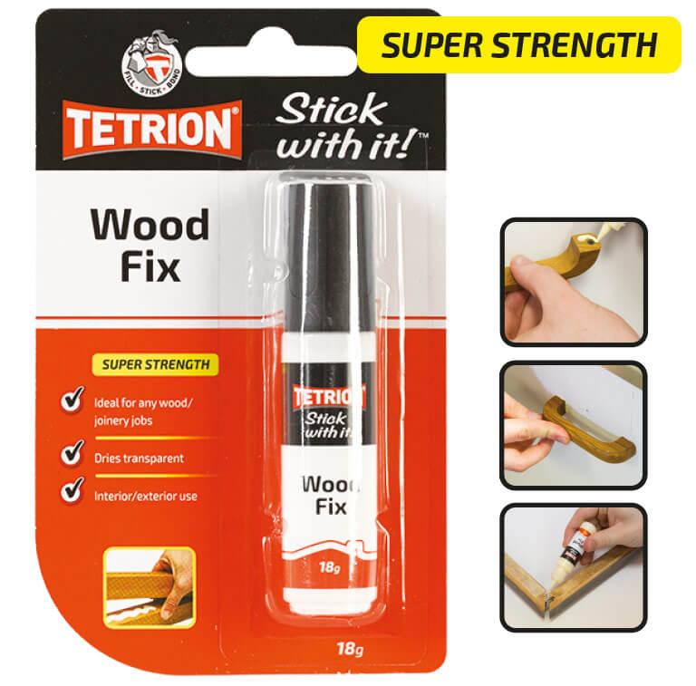 Tetrion Woodfix