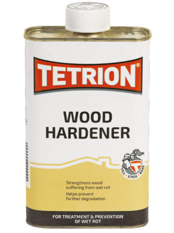 Tetrion Wood Hardener