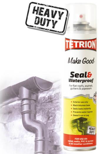 Seal and Waterproof